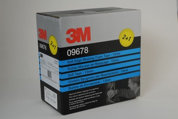 Soft Edge Masking Foam 12mm