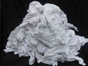 10kg White Cotton Sheeting Wipers