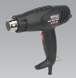 Hot Air Gun 1600w 2 Speed