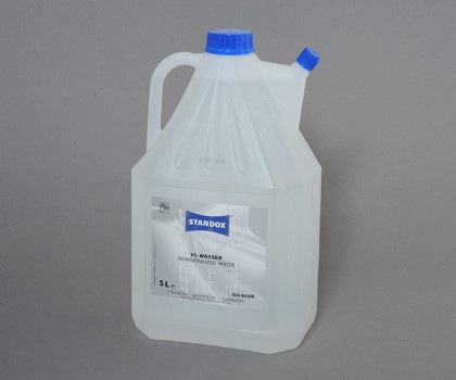 De-ionised Water 5lt