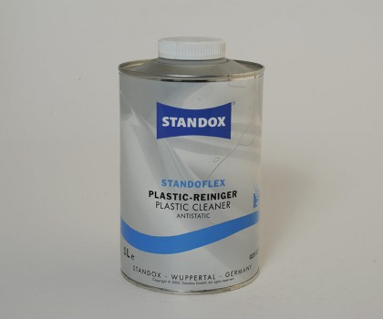 Plastic Cleaner 1lt