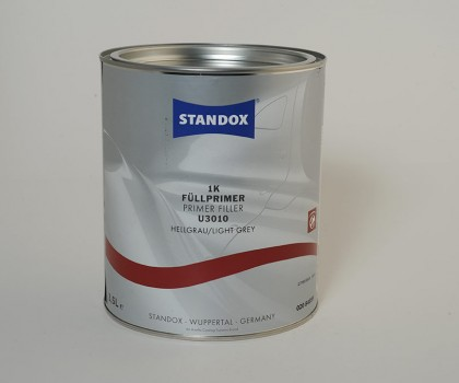 1k Primer Filler Light Grey 3.5lt