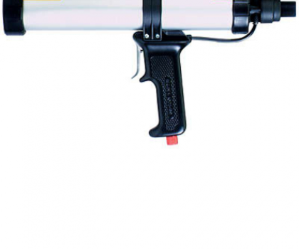 Pneumatic Cartridge Gun (inc. Regulator)