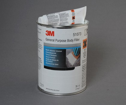 General Purpose Body Filler 3 Ltr