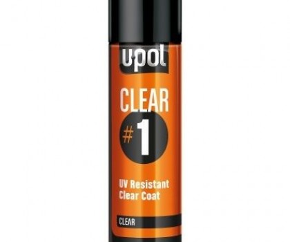 Upol Clear Uv Lacquer