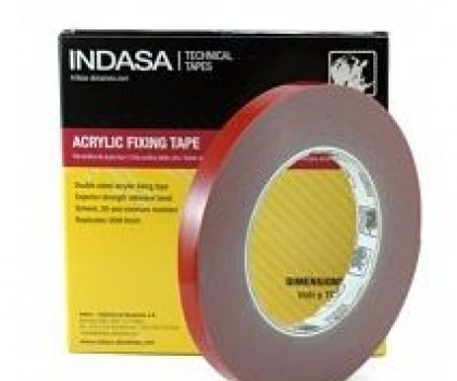 566305 19mm Acrylic Fixing Tape X 10m