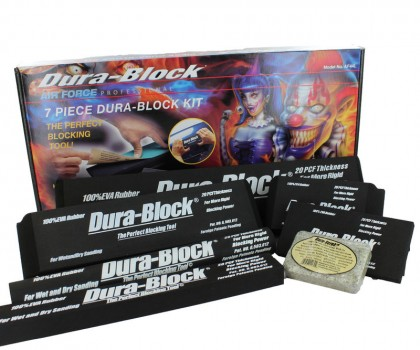 Durablock 7pc Block Kit