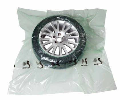 Wheel Painting Alloy Covers 20pc