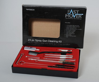 23pc Gun Cleaning Kit