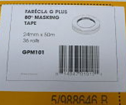 24mm Farecla Masking Tape