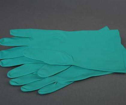 Xl Green Gloves