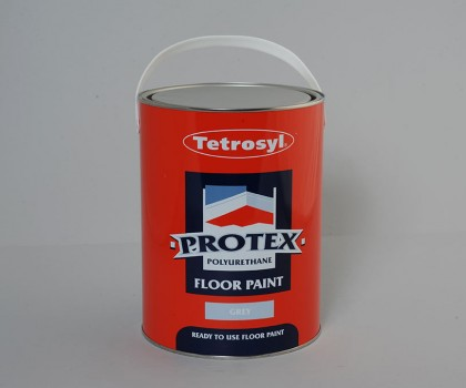 Grey Floor Paint