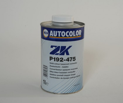 2k Solid Colour B/coat Converter 1lt