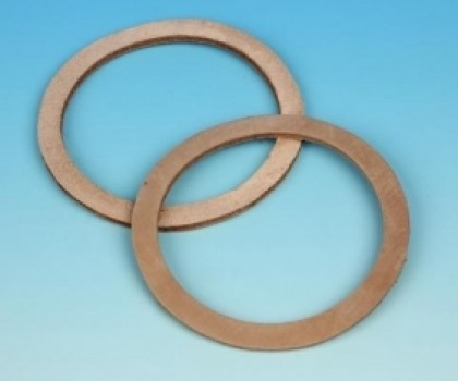 Leather Cup Gaskets X 3