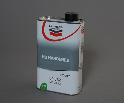 Normal/low Bake Hardener 1lt