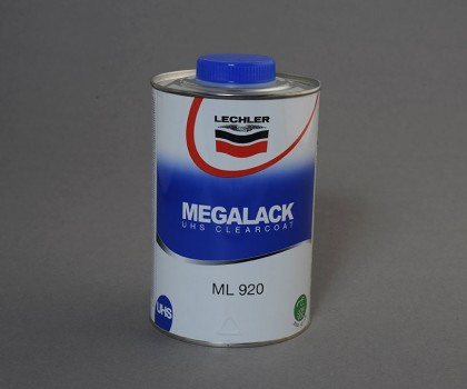Megalac Uhs Clearcoat