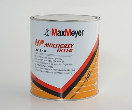 Hp Filler Light Grey 3lt