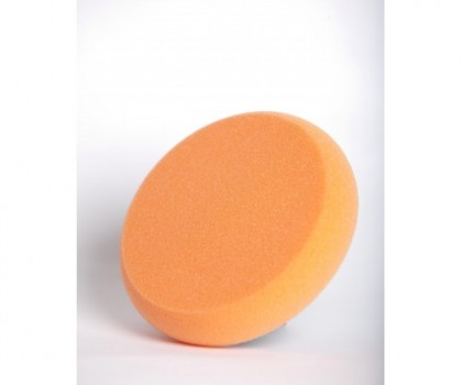 Orange Soft Foam Compounding Pad