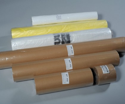 Yellow Poly Roll