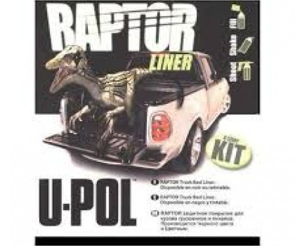 Black Raptor Kit Upol Rlb/s4