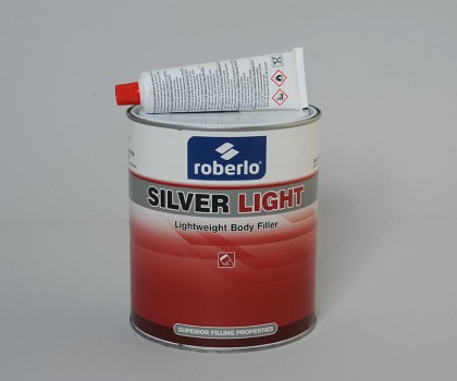 Roberlo Silver Light Filler 3lt
