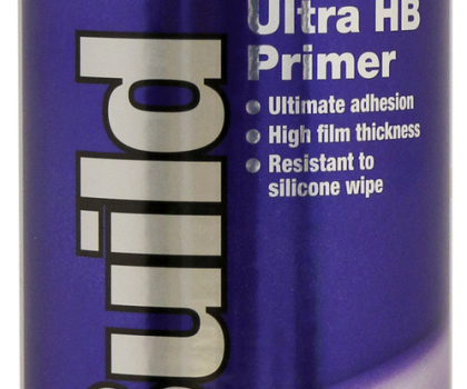 Ultra Build Primer Filler Black 500ml