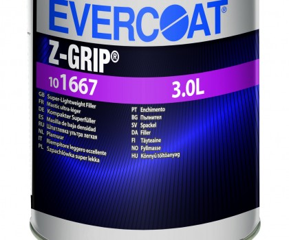 101667 Z-grip Polyester Body Filler 3.0l